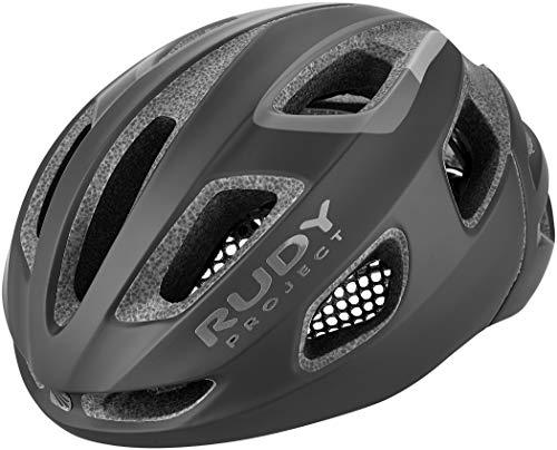 Rudy Project Strym Helmet Black Stealth Matte Kopfumfang S-M | 55-58cm 2020 Fahrradhelm