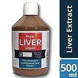 OURONS 500ml Reiner Leberextrakt-Liquid für Boilies, Partikel- und Karpfenköder