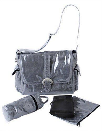 kalencom-kal-2960-crystal-sac-a-langer-argente-gris-40-x-15-x-30-cm
