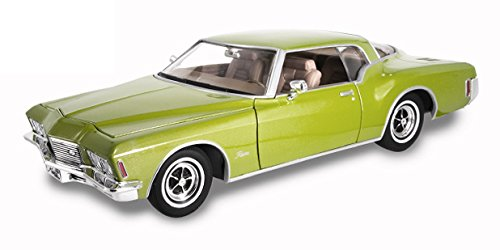1971-buick-riviera-gs-lucky-die-cast-92558g-verde-118-die-cast