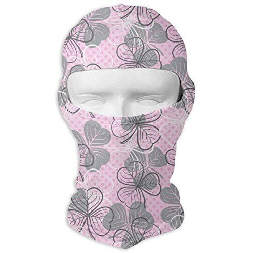 Xukmefat Sexy St. Patricks Day Glücksklee Tactical Multi Use Sport Gesichtsmaske Leichtes Bandana Für Wandern, Laufen