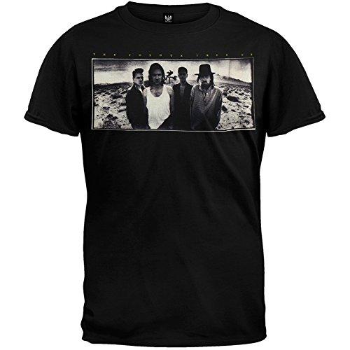 Joshua Tree U2–camiseta para hombre suave