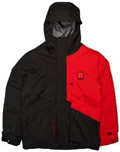 Rip Curl Boy's Vdlr Jacket - Black , Size 8