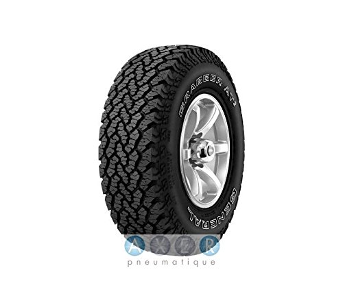 General tire grabber at2–10.5/31/r15109s–g/c/74db–anno pneumatico