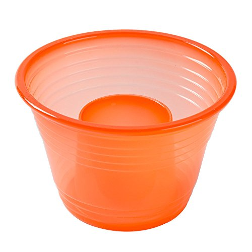 Amtsheftung orange Party Bomber Shot Party Cups w/Signature Picks Party-bomber
