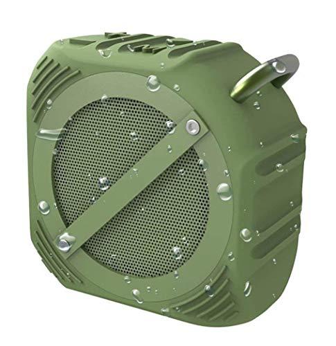 AILINA S8 Tragbarer Bluetooth Lautsprecher Leistungsstarker 5W Sound, Kabellos, Ultra Tragbar, Stoßfest, 2000 mAh, Wasserdicht IPX6 für Outdoor, Party, Strand, Dusche und Zuhause