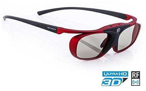 hi-shockr-rf-pro-scarlet-heaven-funk-3d-brille-fur-epsonr-jvcr-uhd-sonyr-4k-3d-beamer-vollkompatibel