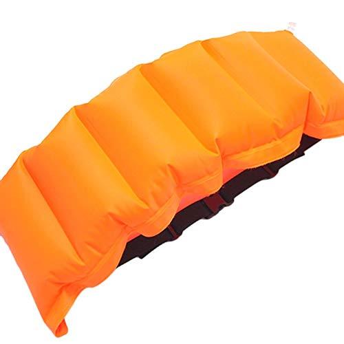 SUPERLOVE Schwimmgürtel Aufblasbare Schwimmen Schwimmgürtel Composite PVC Erwachsene Kinder Sicherheit Schwimmen Lehnende Trainingsgürtel
