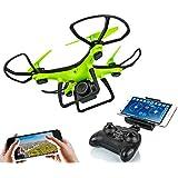 Amitasha HD Wi-Fi Camera Drone 360 Roll Quadcopter - Multicolor
