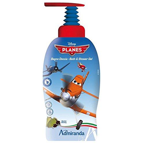 Disney 71842 Bagno Doccia, Planes, Baobab e Ginseng, Blu