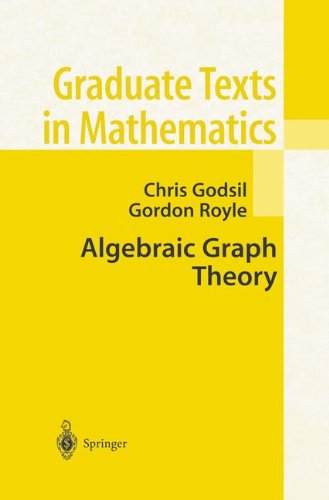Algebraic Graph Theory (Graduate Texts in Mathematics)