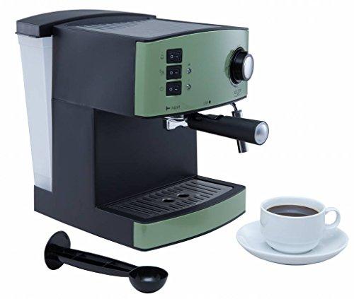 Adler AD 4404g Espressomaschine, grün