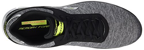 41SdFOrge0L - Skechers SynergyInstant Reaction, Men's Trainers