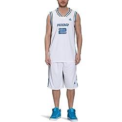 Peak Sport Europe Jason Kidd - Uniforme de baloncesto para hombre, tamaño L, multicolor