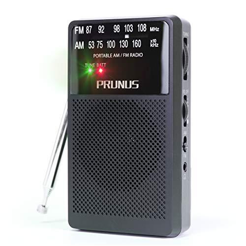 PRUNUS ANJAN A-166 DSP Portátil Transistor Radio