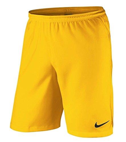 Nike Laser II Woven Short non-slippé Homme Midnight Multicolore - Pro Gold/Black