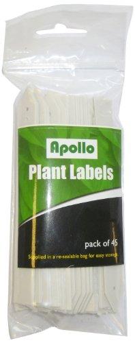 Apollo Gardening Ltd Étiquettes de jardin 127 mm