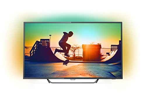 Philips 55PUS6262/12 139cm (55 Zoll) LED (Ambilight, 4K Ultra HD, Triple Tuner, Smart Fernseher)