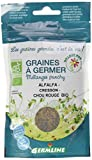 Germ'Line Graines Alfalfa Cresson Chou Rouge Bio à Germer BIO - 150 g