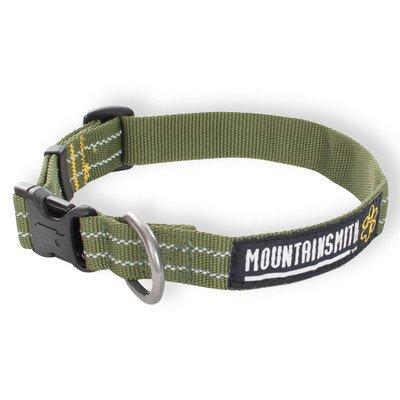 mountainsmith-k-9-collier-pour-chien-vert-pignon-taille-m-l