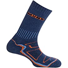 Mund Socks - Makalu Wool Primaloft, Color Blue, Talla EU 42-45