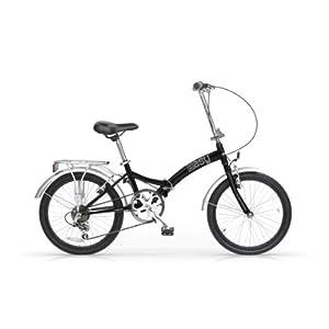 41SdJO3KkZL. SS300 Bicicletta Folding ruota 20' Easy pieghevole 6 Velocità MBM