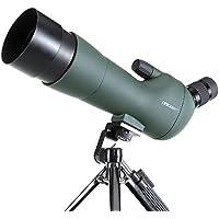 NOCOEX®20-60X60 Telescopio- Ingrandimento zoom Telescope - impermeabile, Fogproof Tri-pod per le mani reflex Canon fotografia per il bird watching, o della fauna selvatica (verde dell