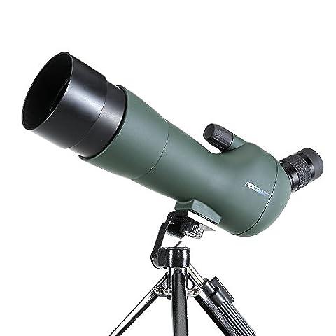 NOCOEX®20-60X60 Spotting Scope - Zoom Magnification Telescope