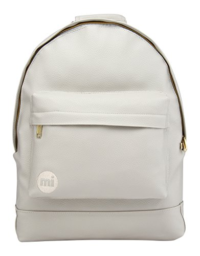 Mi-Pac Gold Backpack Mochila Tipo Casual, 41 cm, 17 Litros, Tumb Lit Grey