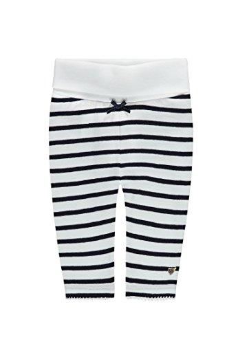 Steiff Baby-Mädchen Leggings 6712006, Mehrfarbig (y/d Stripe 0001), 80