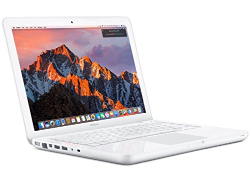 APPLE MACBOOK A1342 UNI-BODY CORE 2 DUO 2.26GHZ-2.4GHZ 4GB 250GB SSD SMART DVD SIERRA OS (Certified Refurbished)