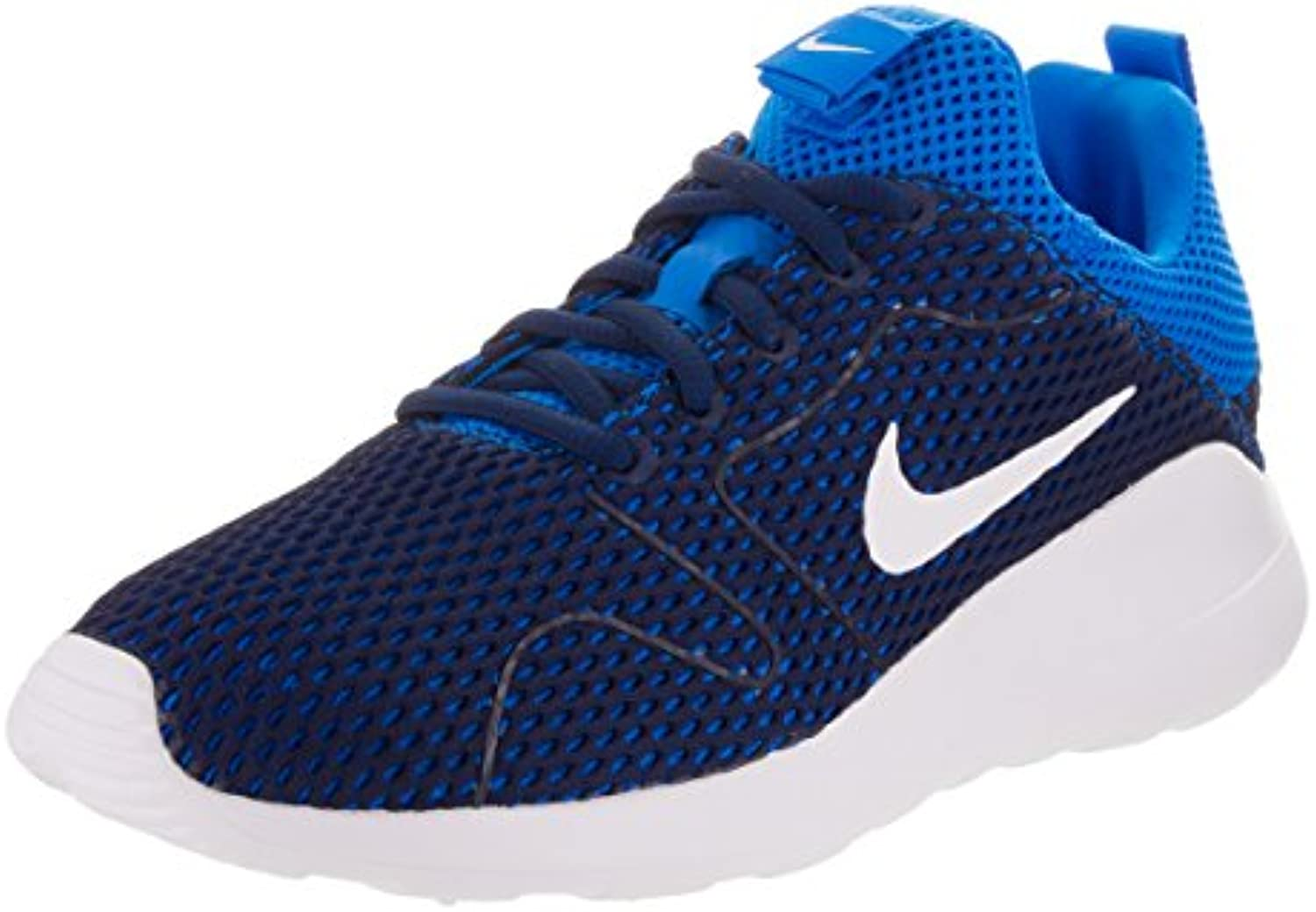 NIKE Men's Kaishi 2.0 SE Midnight Navy/White/Photo Blue Running Shoe 10.5 Men US
