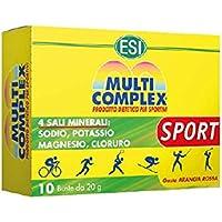 ESI Multicomplex Sport Complemento Alimenticio - 10 Unidades