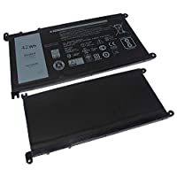 ‏‪Dell Inspiron 15 (5567) OEM Original Inspiron 15 (5568) / 13 (5368/5378) 42Wh 3-cell Laptop Battery - (WDX0R,0WDX0R)‬‏