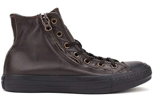Converse Unisex Chuck Taylor All Star Double Zip Hi Top Mole (3.5 Men/Women 5.5)