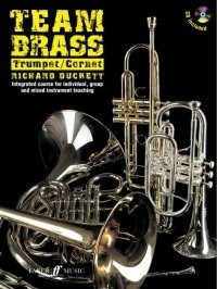 Team Brass Trumpet / Cornet Book & Cd