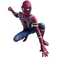 BLOIBFS The Avengers 3 Infinite Krieg Eisen Spider-Man Kinder Strumpfhosen EIN Stück Cosply Kostüme Requisiten,L/130