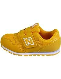 New Balance Kv373v1y, Zapatillas Unisex Niños, Amarillo (Yellow), 33 EU