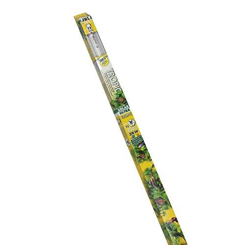 JBL 61682 Solar-Leuchtstoffröhre Sonnenlichtröhre für Aquarienpflanzen, 39 W Solar Tropic Ultra T5 (Leuchtstoffröhre 39w)