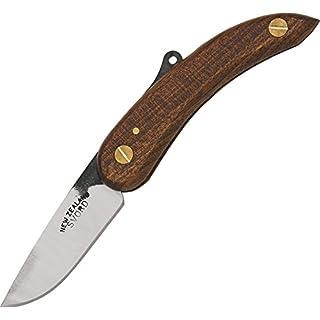 Divers Svord - Outdoormesser - Peasant Knife - Länge geschlossen: 17.14 cm - Griff: Braune Holzgriff