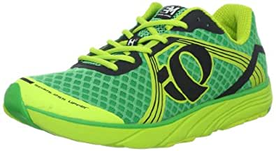 PEARL IZUMI Project E:Motion Road H3 Men's Running Shoe, Fairway / Lime, 6.5 UK