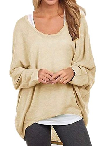 iqin-womens-sexy-casual-autumn-oversized-baggy-off-shoulder-long-sleeve-tops-blouse-t-shirt-beige-me