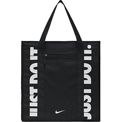 Preisvergleich Produktbild Nike Damen Gym Tasche,  Black / (White),  45.5 cm x 43 cm x 12.5 cm