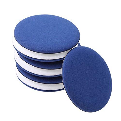 Chinget Kosmetische Puderquaste Weich Foundation Schwamm Puff Pad (Farbe 2) -