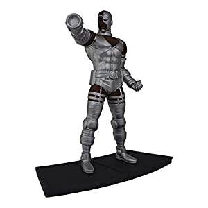 Icon Heroes- DC Heroes Teen Titans: Cyborg 1:9 Scale Figura, Multicolor (AUG188619)