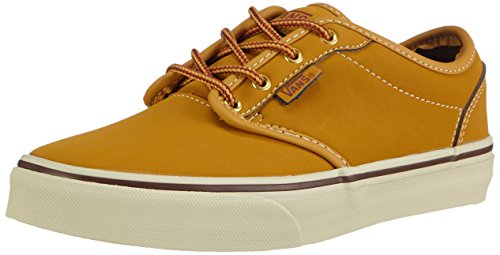 Vans Y Atwood Unisex-Kinder Sneakers, Braun (Buck Oak Buff/Potting Soil), 31 (Buck Jungen Schuhe)