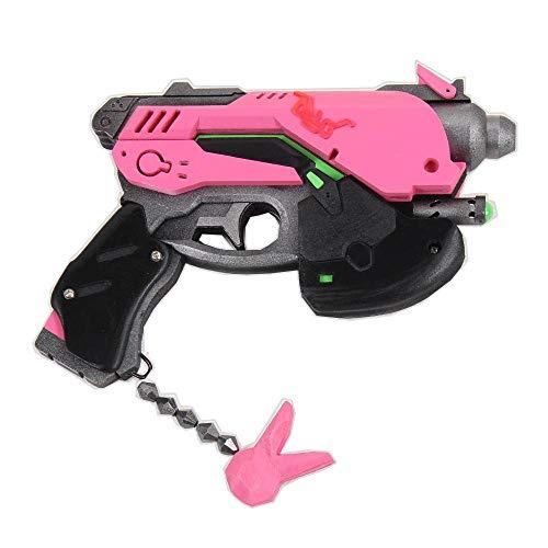 79cos Overwatch Cosplay Prop D.Va Light Plastic Gun