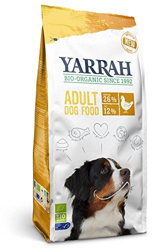 Yarrah Huhn 15 kg Bio Hundefutter, 1er Pack (1 x 15 kg)