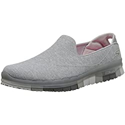 Skechers 15303 On The Go 600 - Polished Colour: bianca/Light blu, Si
