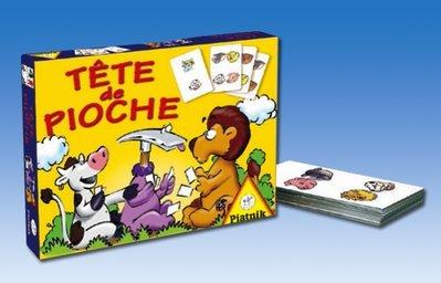 Piatnik - Jeu de Réflexion - Tête de Pioche, 7849